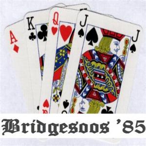 Bridgesoos '85 logo